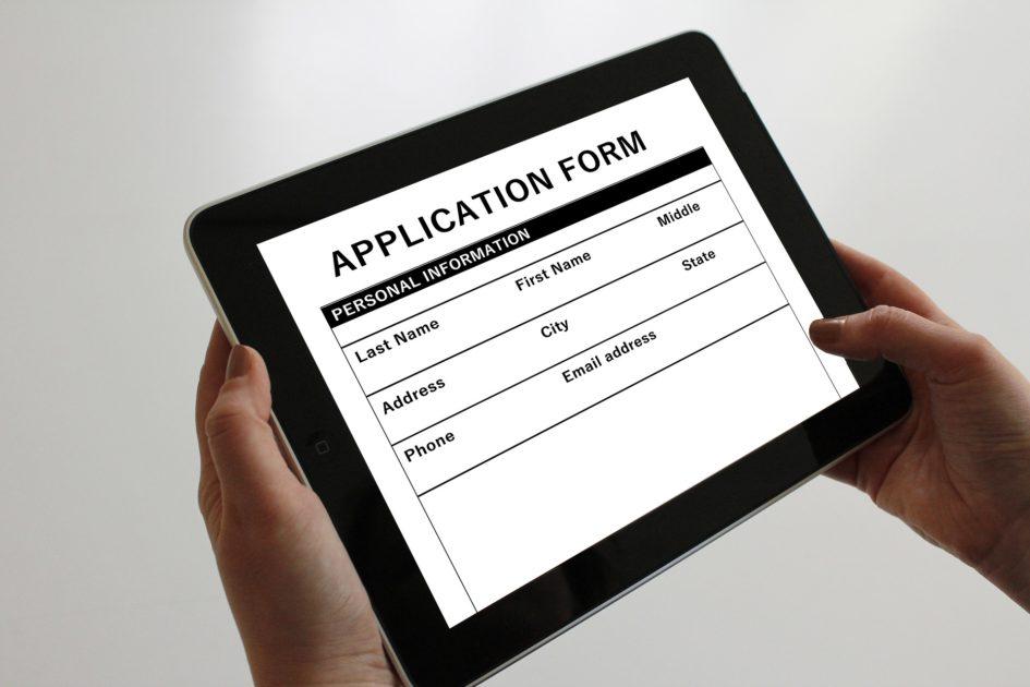job-application-form